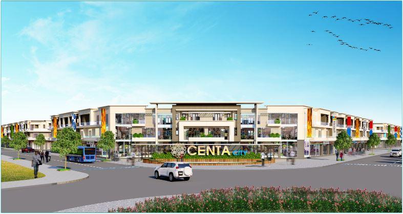 centa city