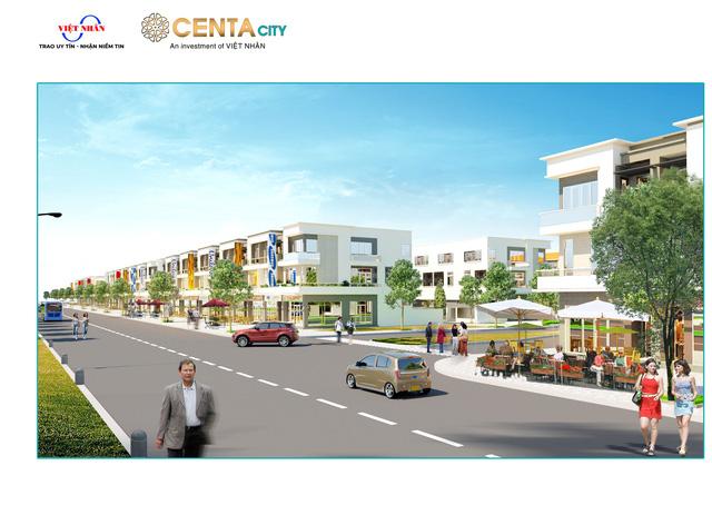 shophouse centa city